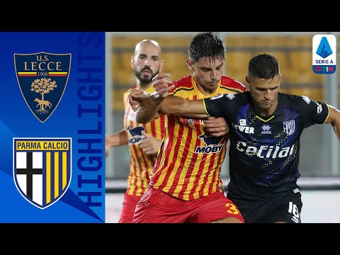 Lecce Parma Goals And Highlights