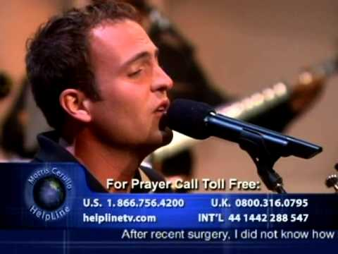 Jadon Lavik Sings Traditional Classics Energized with New Arrangements on Helpline TV!