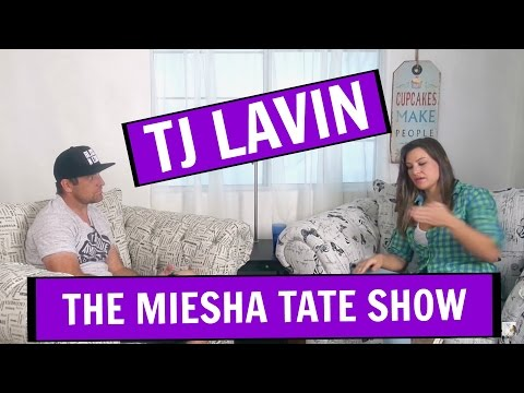 The TJ LAVIN Interview with Miesha Tate