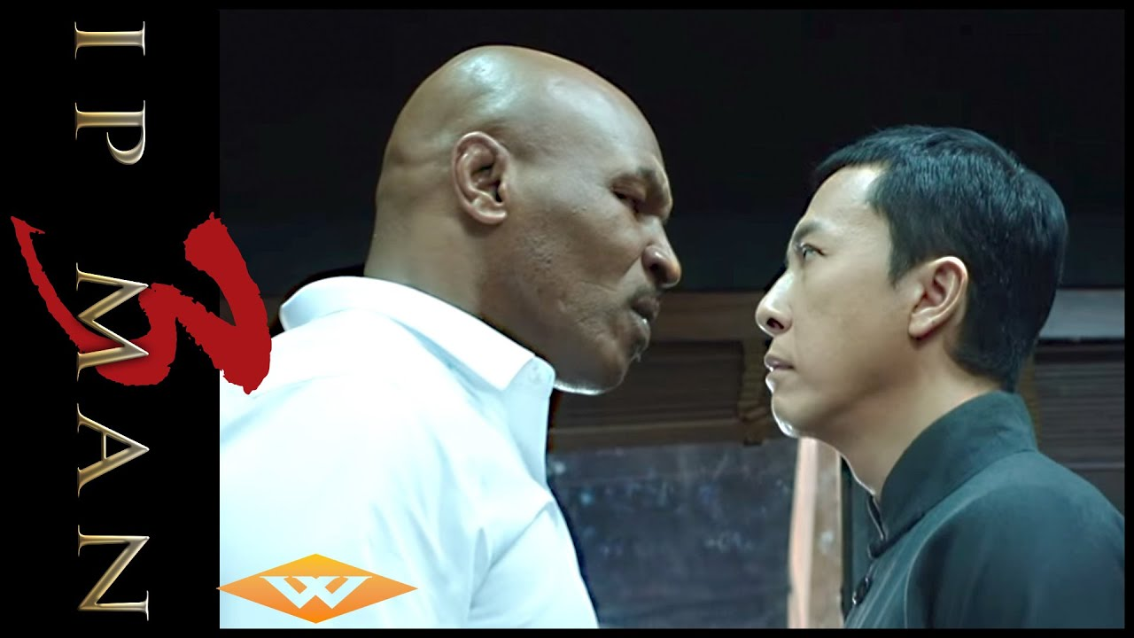 IP MAN 3 (2016) US Teaser Trailer - Well Go USA