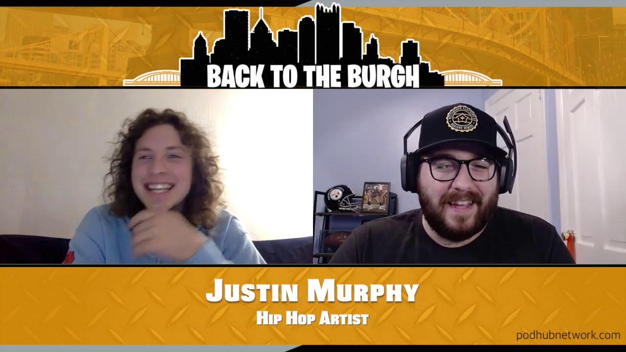 Hip Hop Artist Justin Murphy
