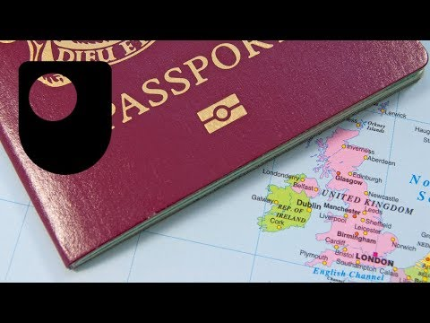 British citizenship ceremony (1/2)