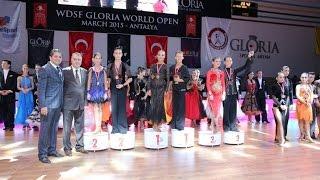 Gloria World Open 2015 - Latin Junior Category Final
