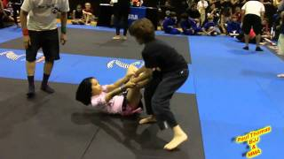 "vuclip 12 year old girl beats boy, Rachel Aquino ""# 1 Student Spuncky"" (Paul Thomas BJJ)"