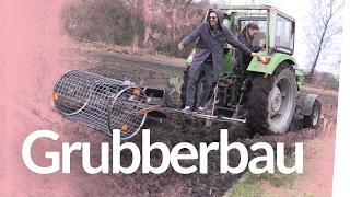 Grubber für den Trecker bauen | Kliemannsland