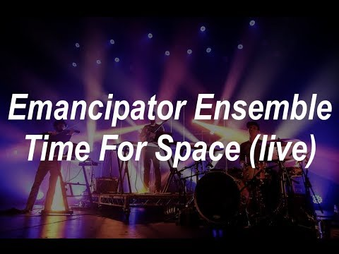 Emancipator - Time For Space (Live HD) at The Fonda Theatre 2018