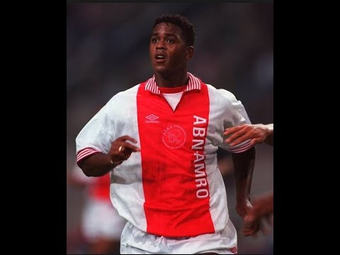 Patrick Kluivert goals (Ajax, Barca, Holland) - YouTube