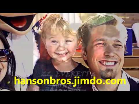 Isaac Hanson family