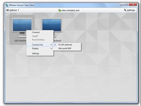 vmware view client for windows 10 64 bit