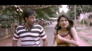 Avnu Nanna Boyfriend Alla Kalla Kano   Darshan   Deepika   Chingari New Kannada Movie Comedy Scene