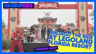 KIDZ BOP Kids - Weekend Whip (Official Music Video) [LEGOLAND Florida Resort]
