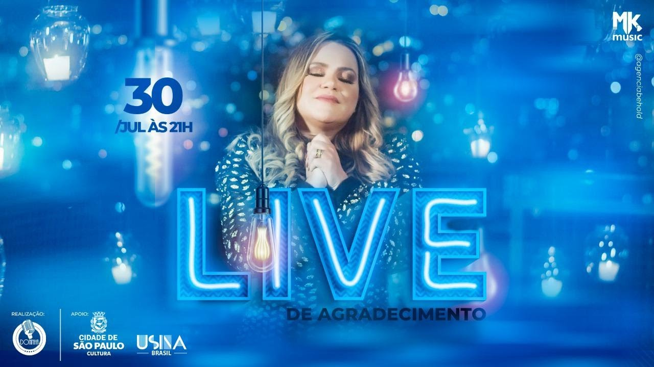 Sarah Farias - Live de Agradecimento #EmCasa e Cante #Comigo #MKNetwork