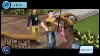 The Sims 3 Android Cheats Gameplay