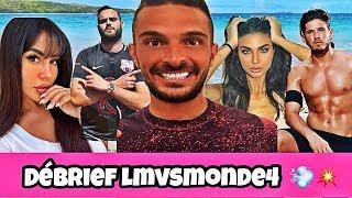 DEBRIEF LMVSMONDE4: NATHANYA PROCHE DE PAGA, MAEVA BALANCE UN SCOOP/ La toile réagit!