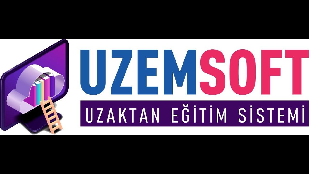 Uzemsoft Uzaktan Eğitim Sistemi   Öğrenci Sınav Uygulaması Optik