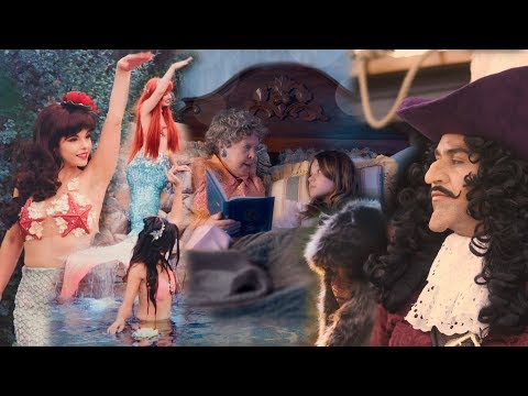 Return to Neverland for Christmas - Traci Hines (OFFICIAL VIDEO)