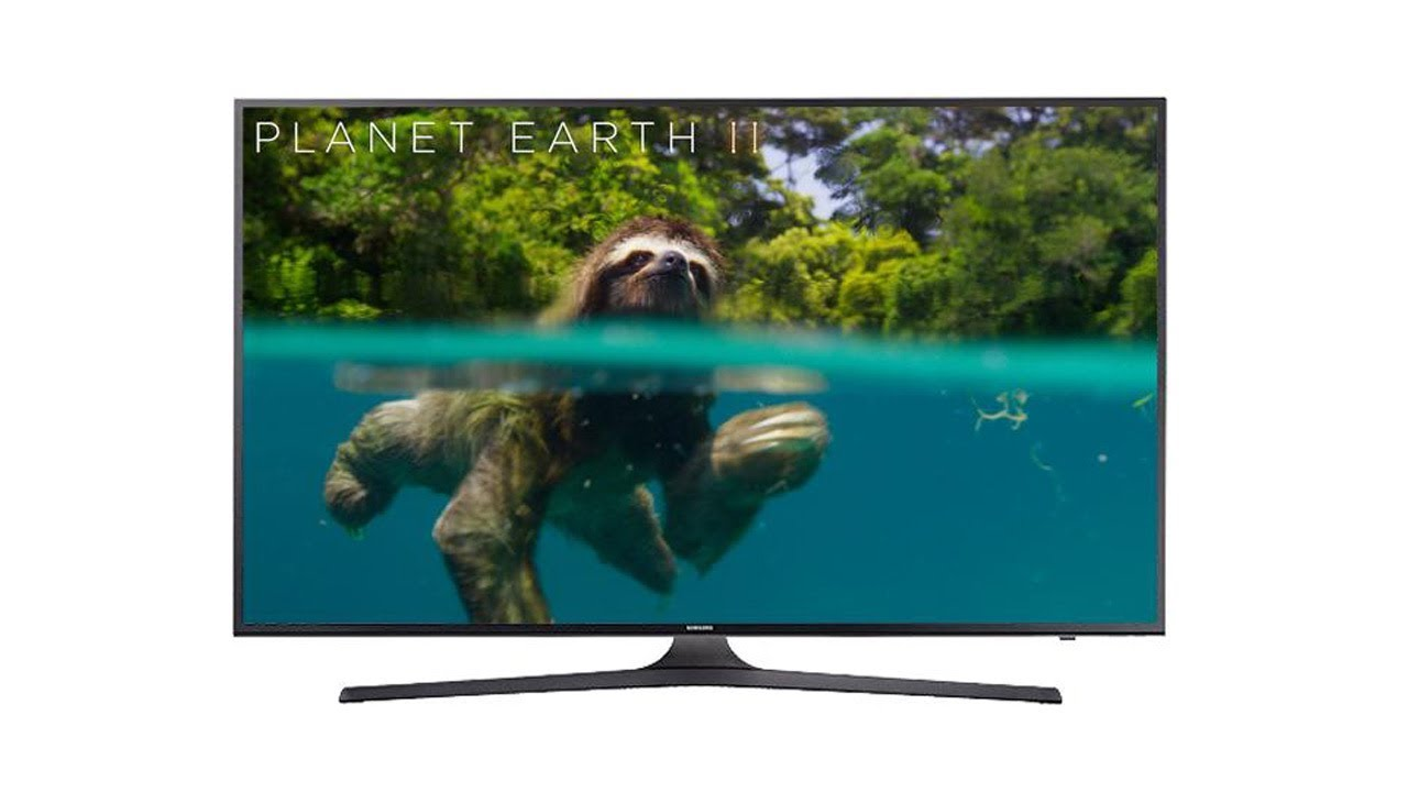 fa0dfce1c95 Samsung 50 Inch 4K Ultra HD Smart TV with HDR Pro - YouTube