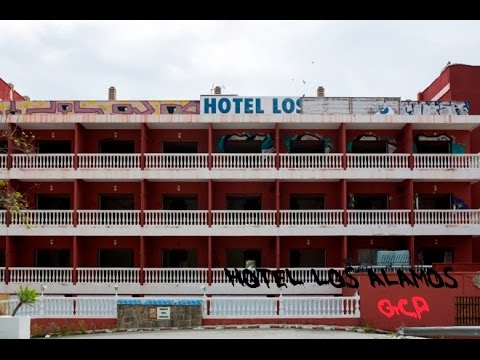 Hotel Los Alamos 25/4/2016 Parte 1||Malaga Ghost Connection Project