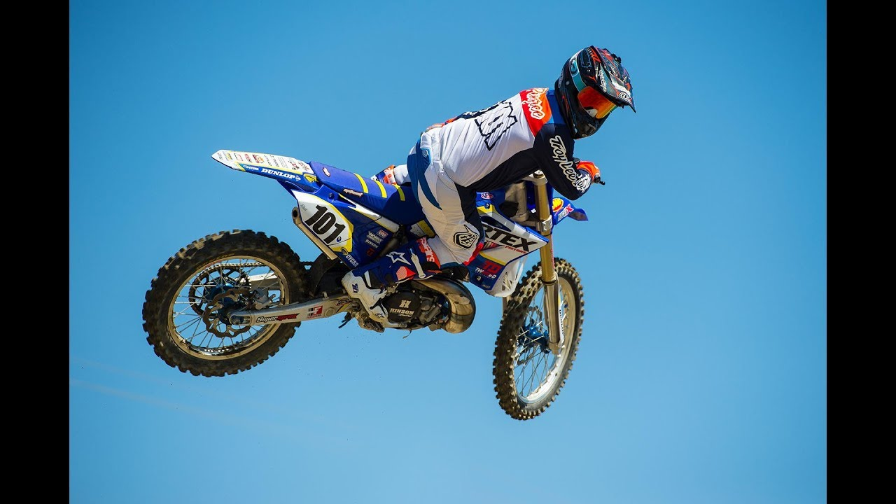Racer X Films: 2014 Yamaha YZ250 Build - YouTube