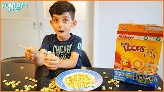 Morning Routine of Jason | Fun for Children