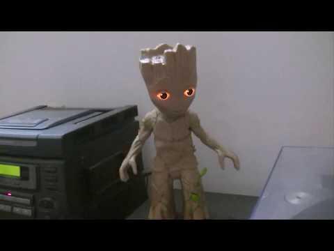 I got a Dancing Groot!
