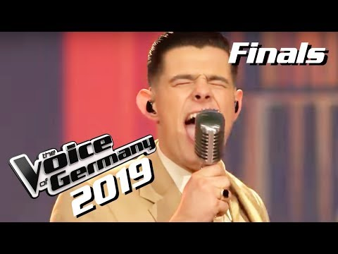 Pharrell Williams - Happy (Lucas Rieger) | The Voice of Germany 2019 | Finals