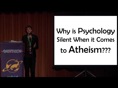 ► Melanie Brewster | Why is Psychology Silent on Atheism | FULL TALK