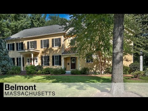 Video of 25 Greensbrook Way | Belmont, Massachusetts real estate & homes