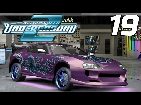 UNIQUE TURBO POWER! | Lets Play NFS Underground 2 #19 | Valle