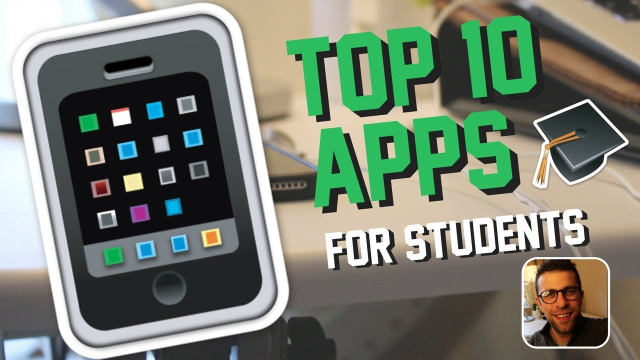 10 Top Apps For Students With Special >> 10 Productivity Apps For Students Get Organised At College Youtube