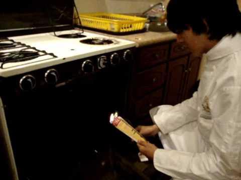 Prendiendo el horno youtube - Horno para casa ...