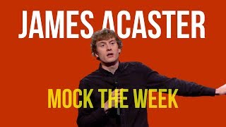 James Acaster MOCK THE WEEK COMPILATION (series 16)