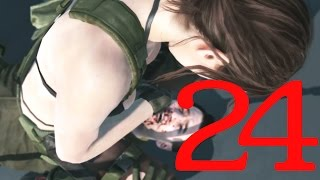 (ซับไทย) Metal Gear Solid 5 The Phantom Pain: ep.24 ผู้ตรวจเชื้อ