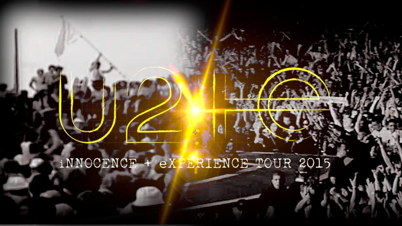 U2 concert dates in Melbourne