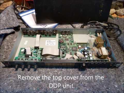 DBX DDP CHK SUM ERROR