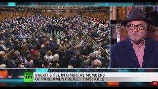 BoJo's weak opposition fears early election – Galloway