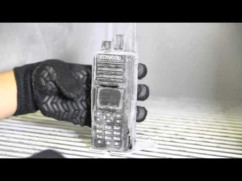 MOVIE: KENWOOD NX-5000 Series Portable Radios – Extreme Temperature Test
