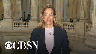 Congresswoman Mikie Sherrill discusses social spending bill as Democrats negotiate cuts