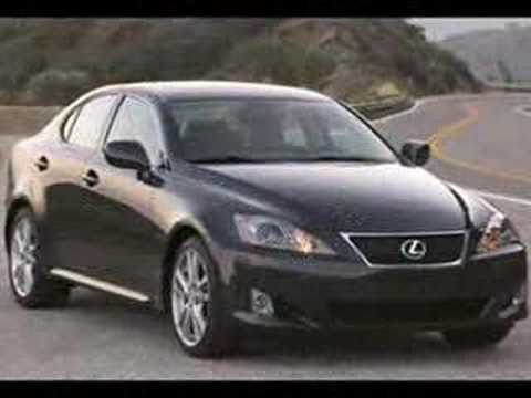 Run yourLexus IS 350 or any other car on Water !!!!