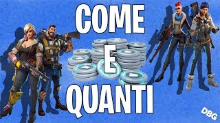 Fortnite How to get vbucks with save the world