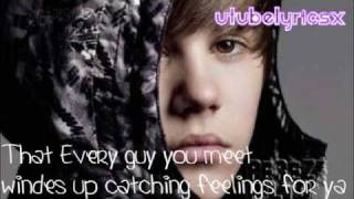 Justin Bieber - Pick Me. with lyrics and download link. [NEW SONG, STUDIO VERSION] My World Part 2.0