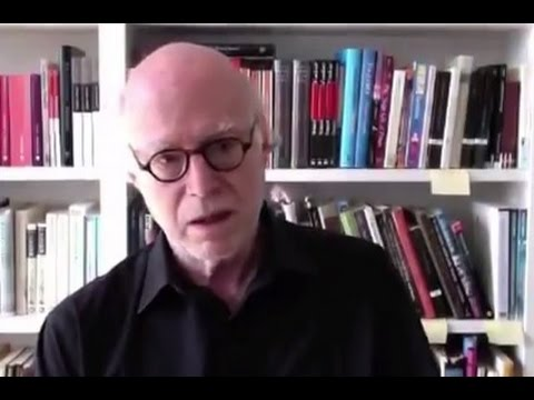 Richard Sennett - Big Data: What does the city know about me?