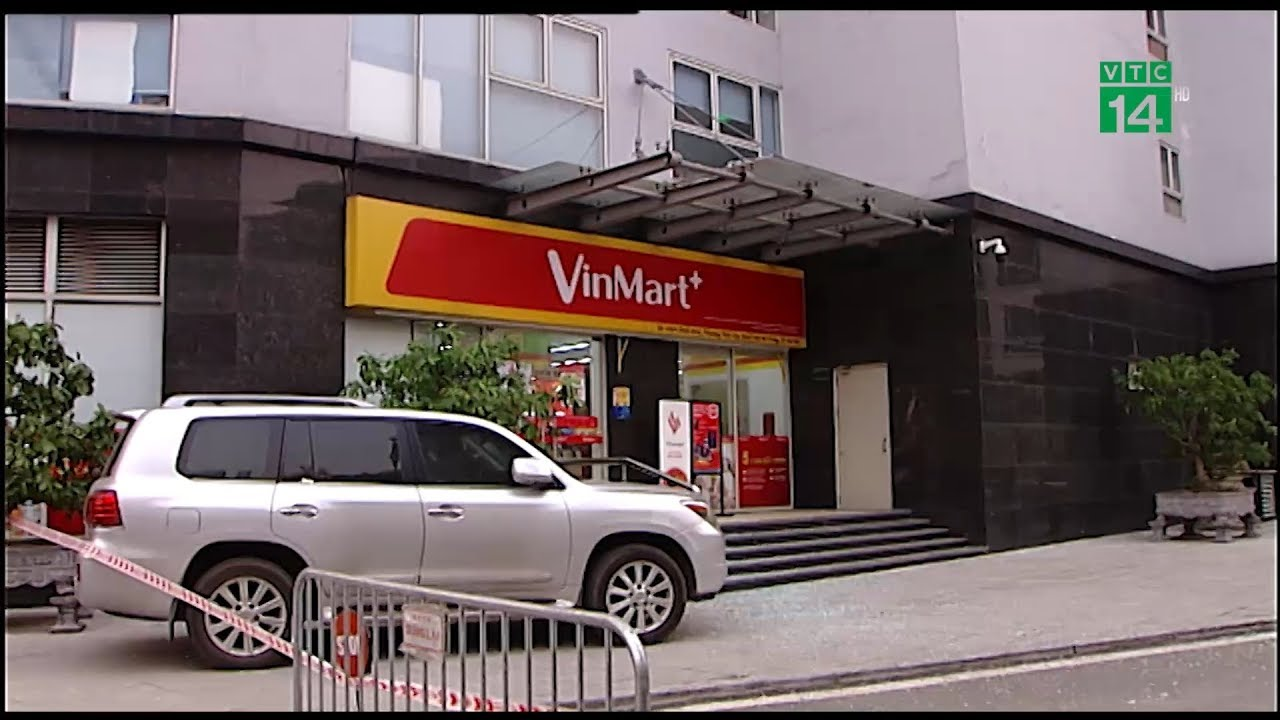 Hà Nội: Bé trai rơi từ tầng 11 tòa nhà chung cư xuống đất | VTC14