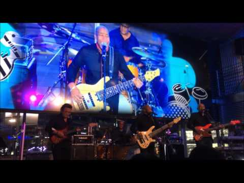 Nathan East Band 'Get Lucky' Live in Seoul, Korea