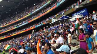 Indian National Anthem India vs. South Africa World Cup 2015 match