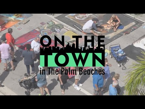 On The Town in The Palm Beaches - Lake Worth