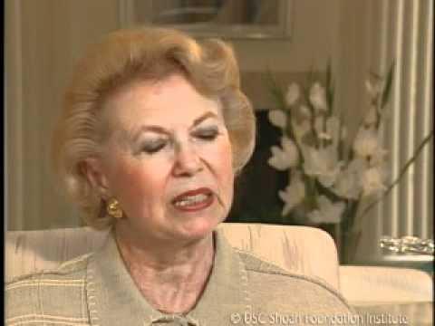 Jewish Survivor Katherine Sattler Testimony