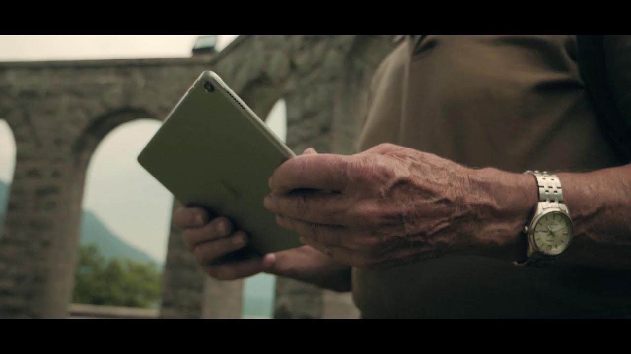 Walk of Peace - Kobarid during WW1 in AR - YouTube 361347d1f51f
