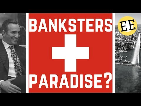 Switzerland: The Land Of The Rich & Home Of The Bank?