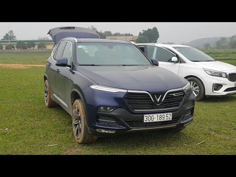 Xe ô tô 🚘 VinFast Lux SA 2.0 Việt Nam 🇻🇳 sản xuất giá 1,8 tỷ